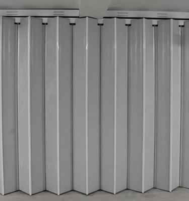 Sistema de port es de fole rocae for Puertas tipo fuelle